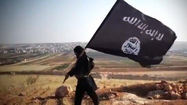 Islamic state militants