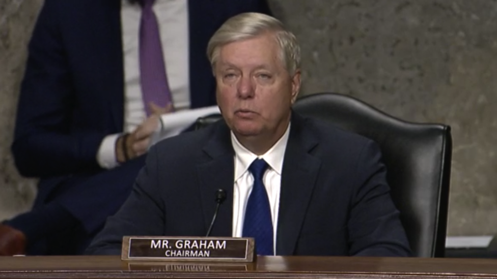 Senadora Lindsey Graham