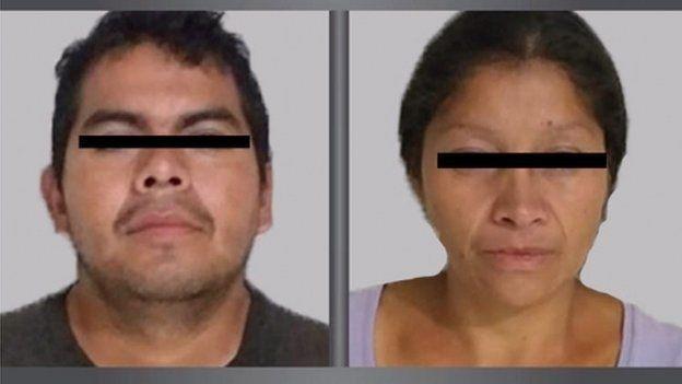 Juan Carlos y Patricia