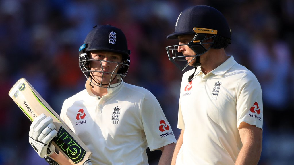 England v Pakistan: Jos Buttler and Dom Bess give England hope at Lord's