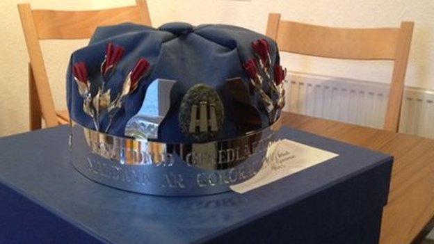Coron Eisteddfod Genedlaethol Maldwyn a'r Gororau 2015