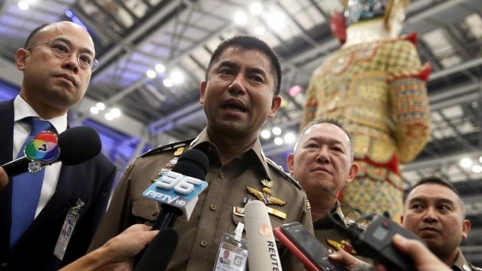 Un militar tailandés habla sobre el caso de Al Qunun