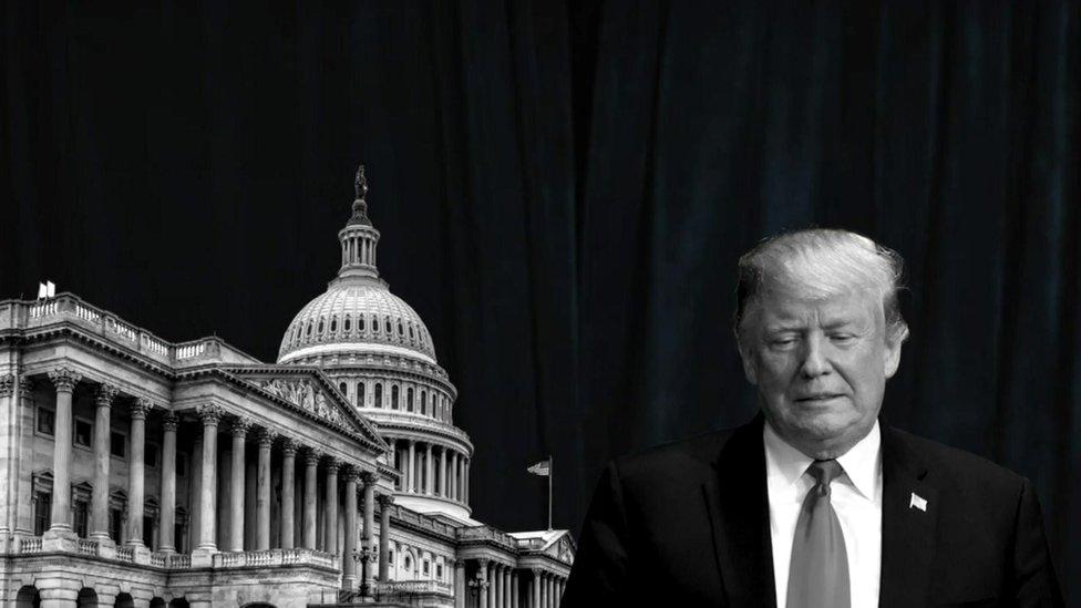 Američki kongres i predsednik Donald Tramp