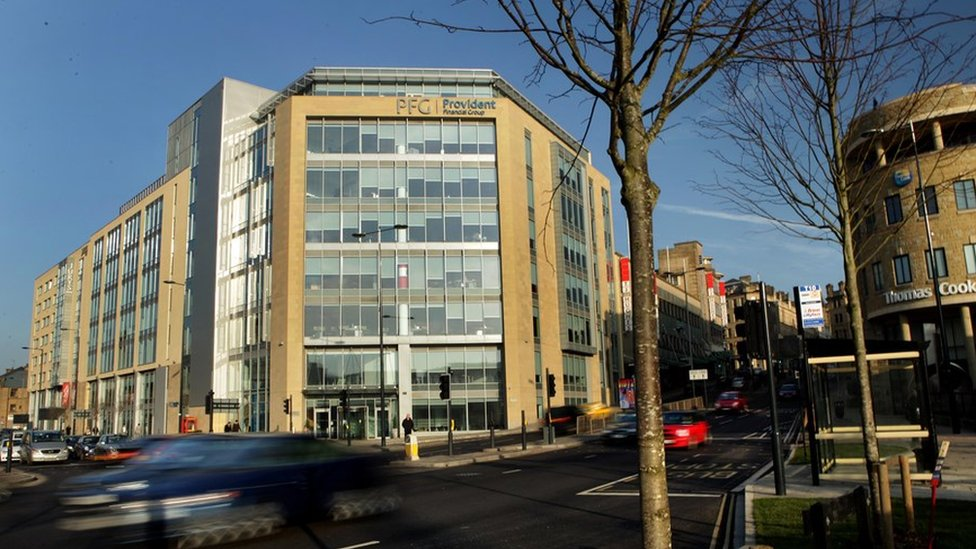 Provident Financial HQ, Bradford