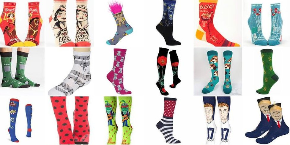 The Million Dollar Sock Entrepreneur With Down S Syndrome Bbc News The wiki on how to play who's your daddy. bbc com