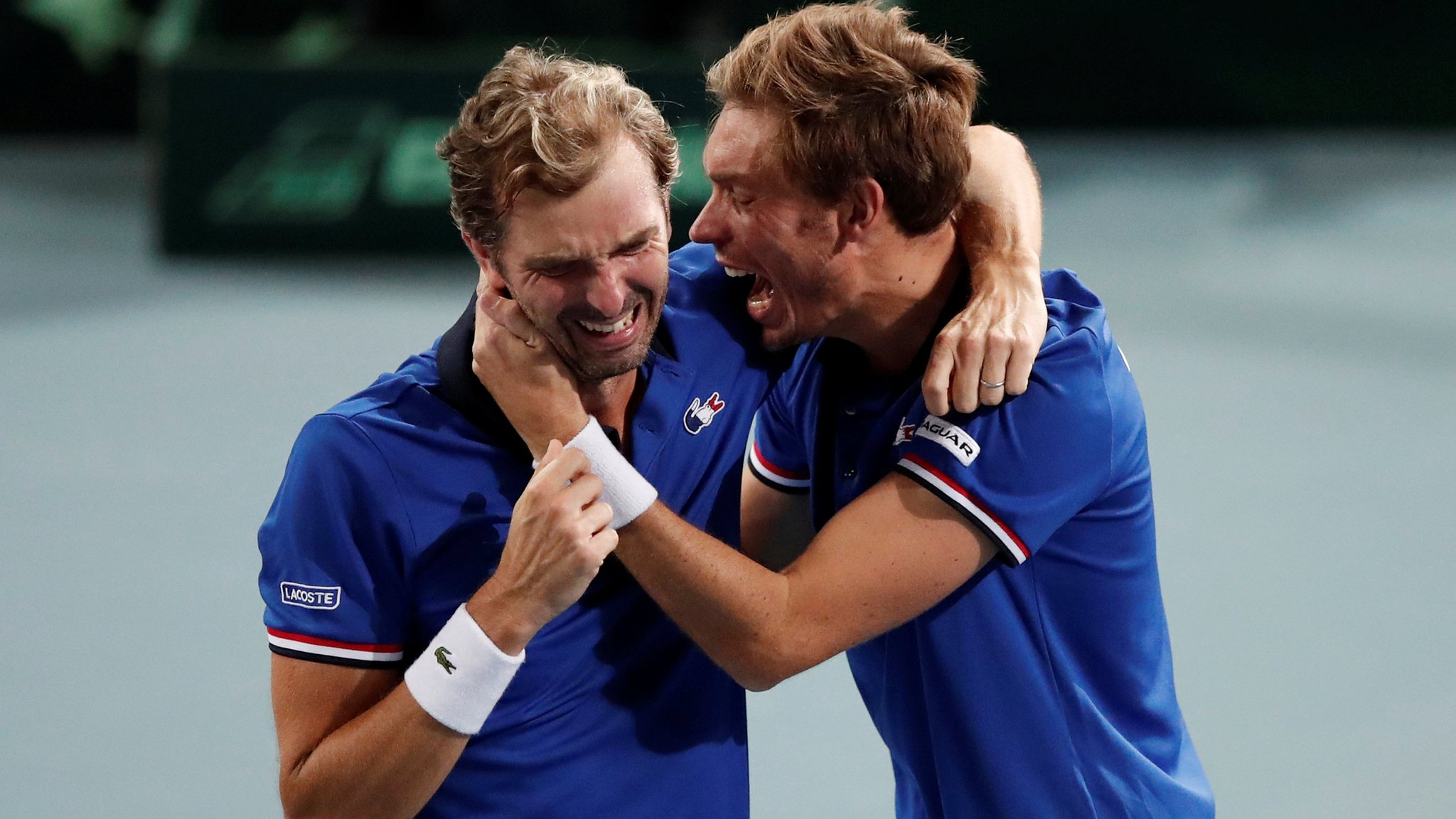 Davis Cup: France beat Spain 3-0 to secure place in final