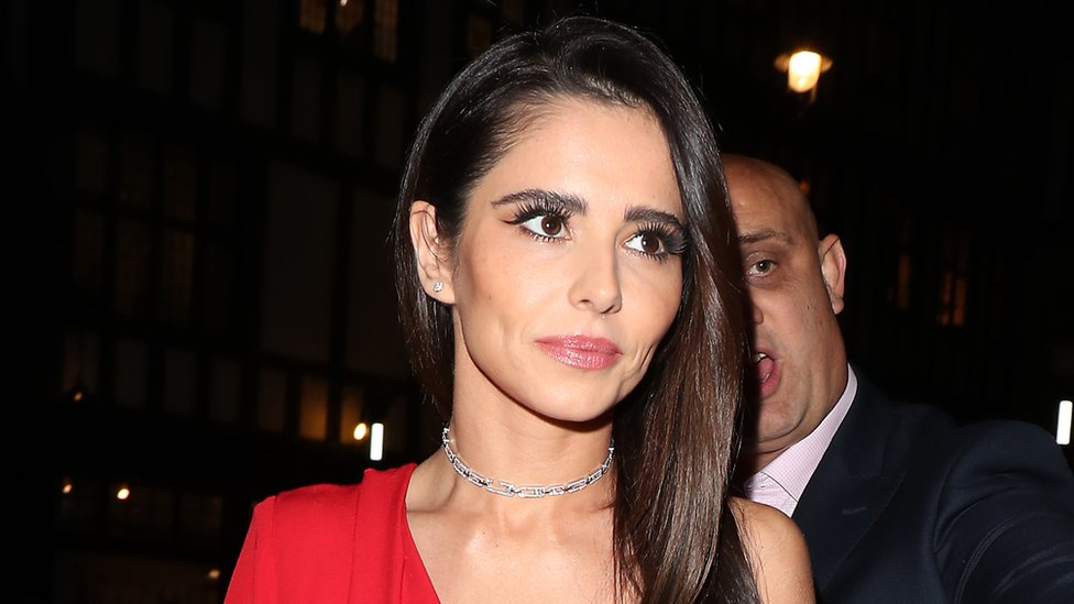 BBC News - Cheryl says love life is 'not happening any more'