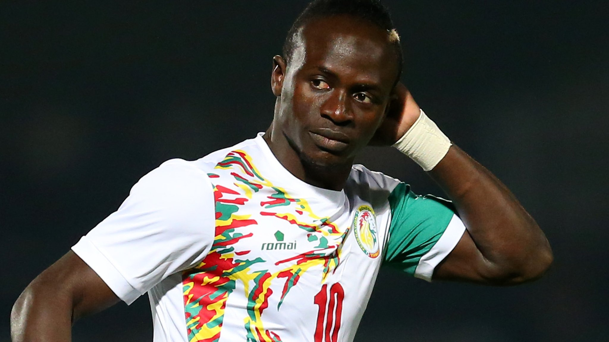 Mane is 'one of the world's best' - Senegal coach