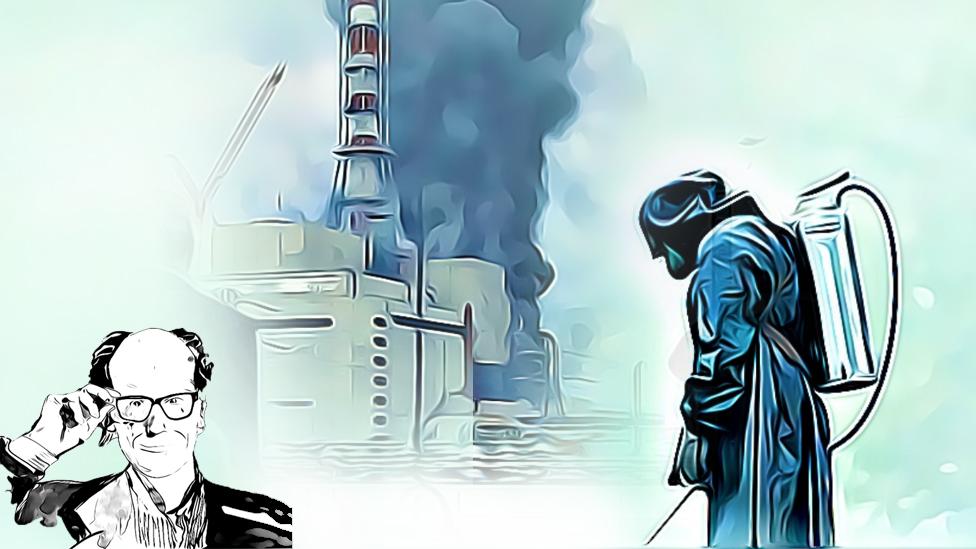 Chernobyl on Sky Atlantic