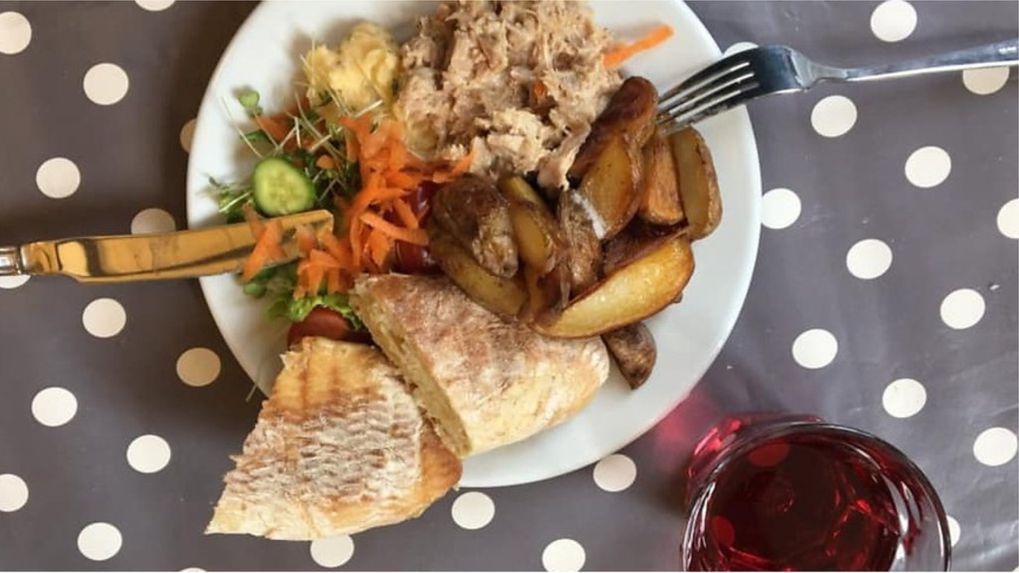 The best-before cafe 'at full capacity' in Letchworth
