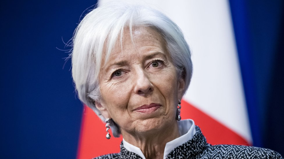 IMF's Lagarde says central banks could issue digital money