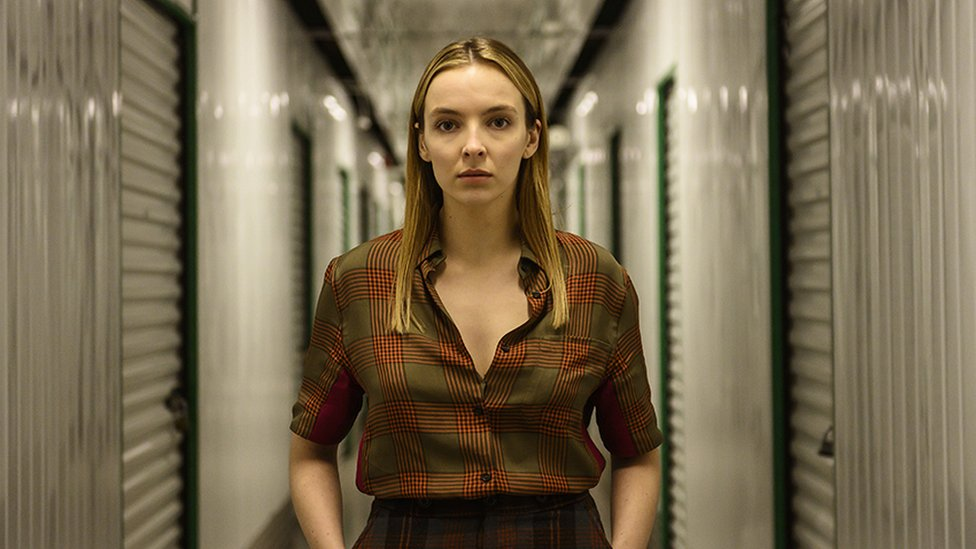 Jodie Comer as Villanelle
