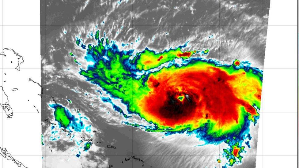 huracán Dorian