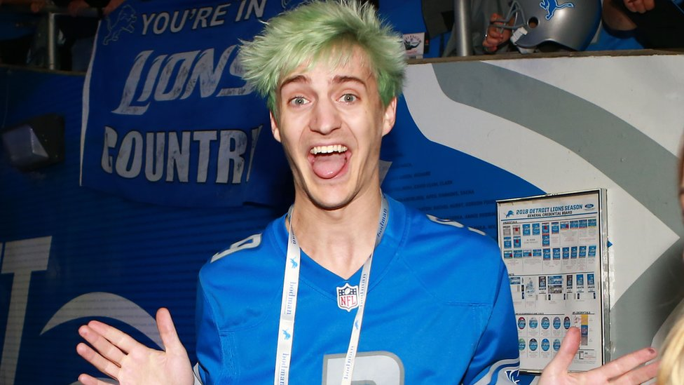 Esports Awards: Ninja 'blessed' to pick up two awards