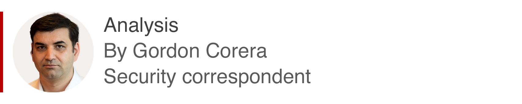 Analysis box by Gordon Corera, security correspondent