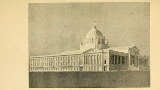 Planos del Palacio Legislativo