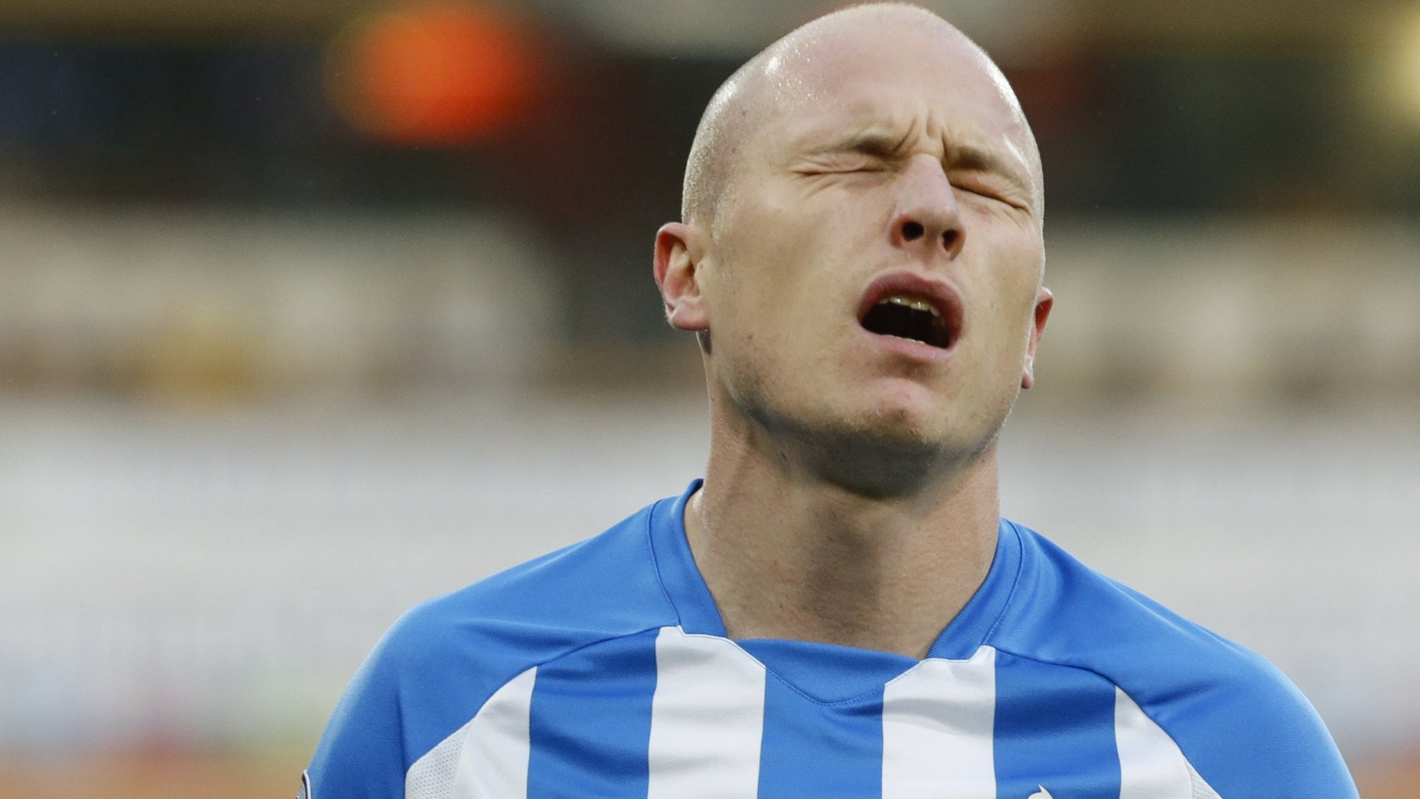 Aaron Mooy: Huddersfield Town midfielder out till February with knee injury