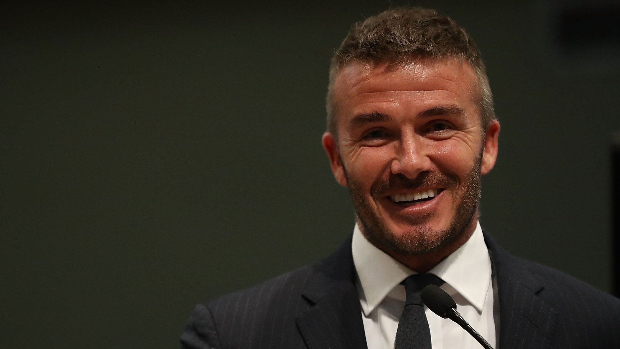 David Beckham to become shareholder of National League club Salford