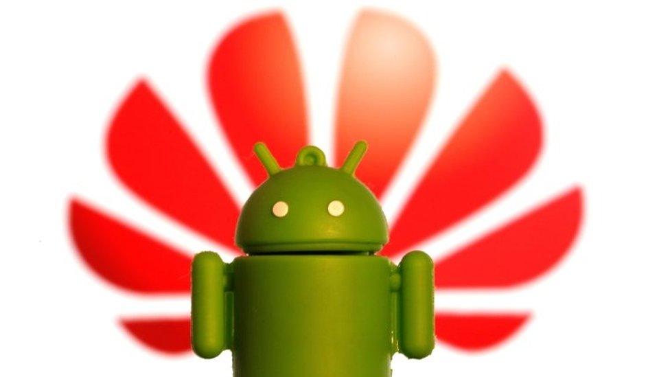 Uspeh Huavej pametnih telefona bio je direkto povezan sa operativnim sistemom Android
