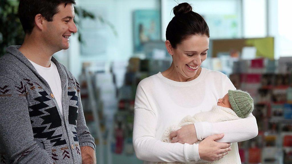 Jacinda Ardern baby: PM reveals daughter's name