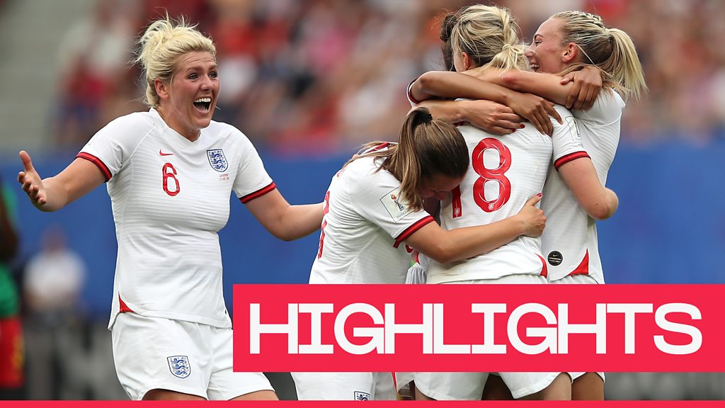 Women's World Cup 2019: VAR controversy overshadows England's 3-0 win over Cameroon in the last 16