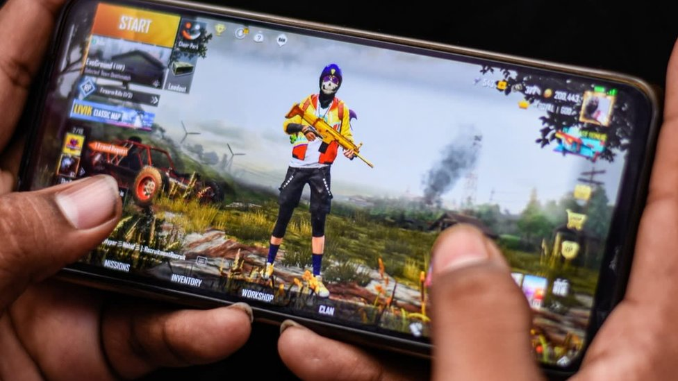 PUBG was banned in India amid security concerns.