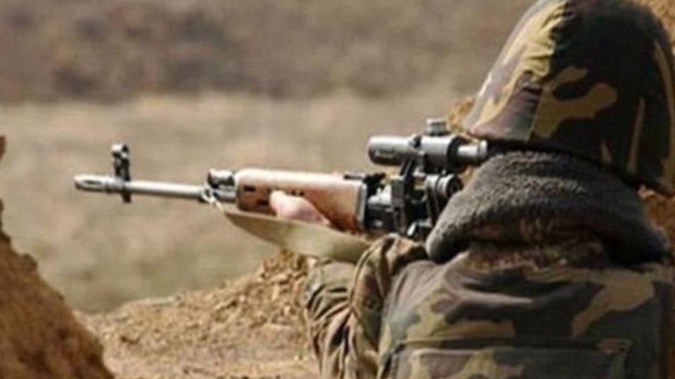 Обстрелы на границе Армении и Азербайджана. Убиты трое азербайджанских военных