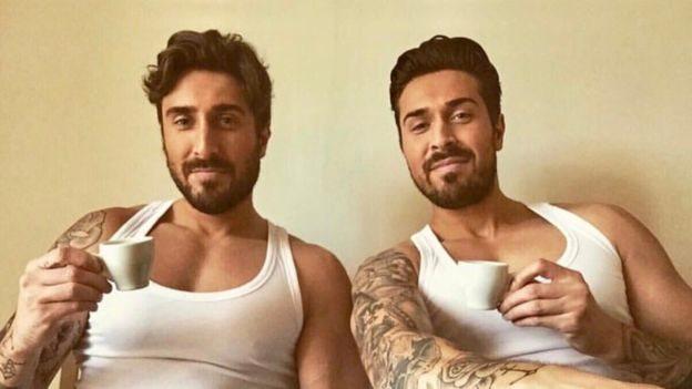 Los gemelos Alberti