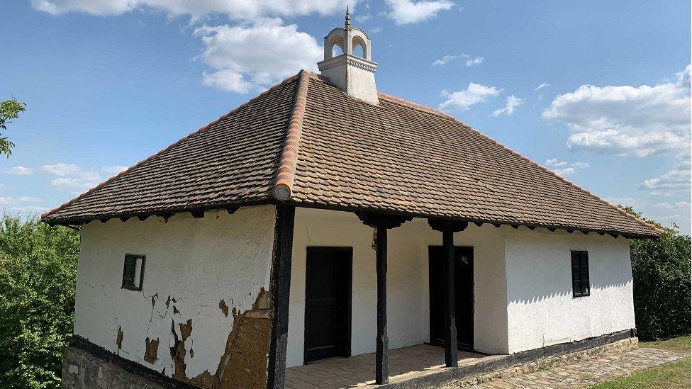 Stepina rodna kuća u Kumodražu