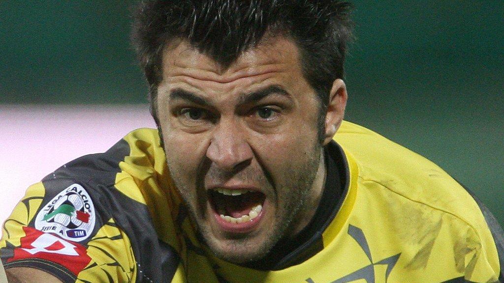 Sebastien Frey: Virus 'nearly kills' ex-France & Fiorentina goalkeeper