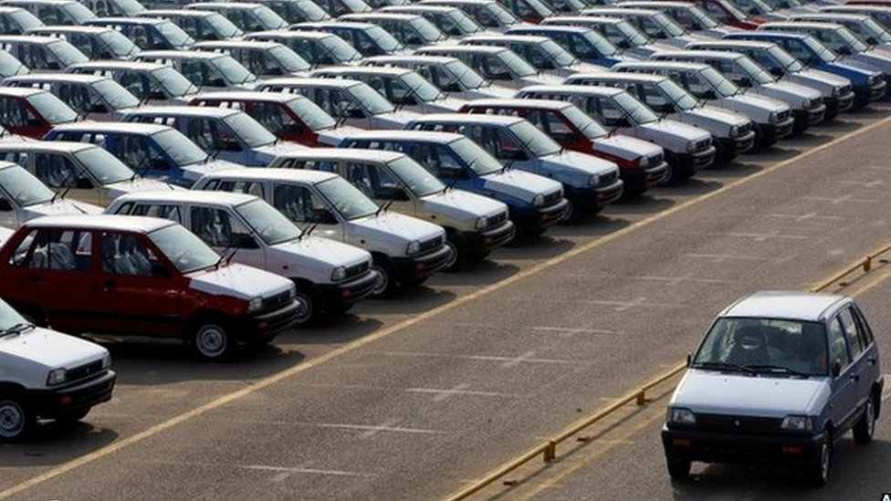 Maruti 800 cars
