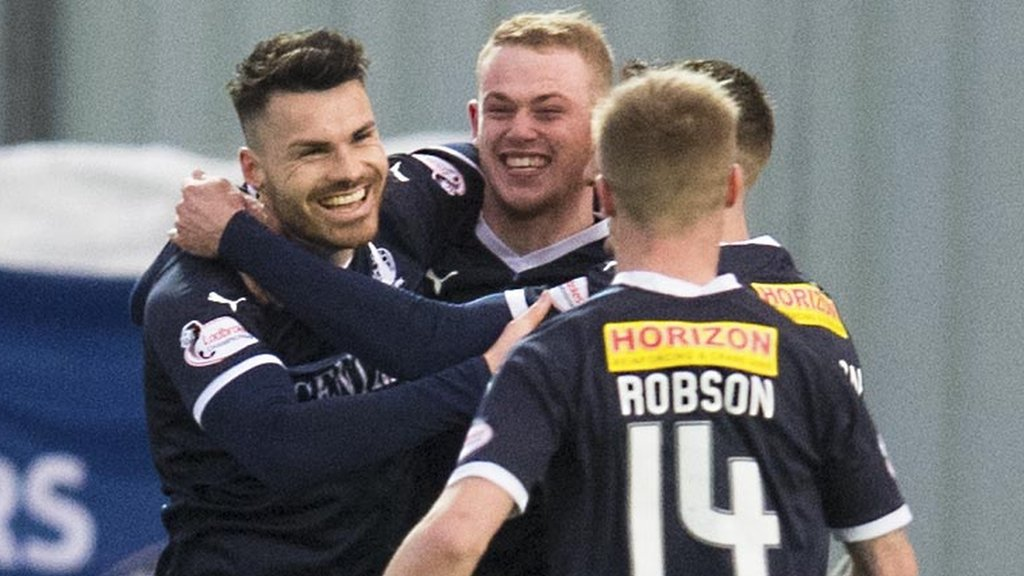 Falkirk 2-2 Inverness Caledonian Thistle: Bairns fight back to draw but go bottom