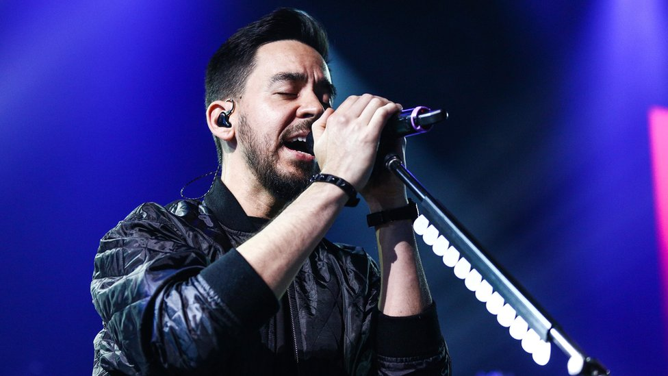 Linkin park new songs playlists latest news bbc music bbc news linkin parks mike shinoda to play reading and leeds stopboris Images