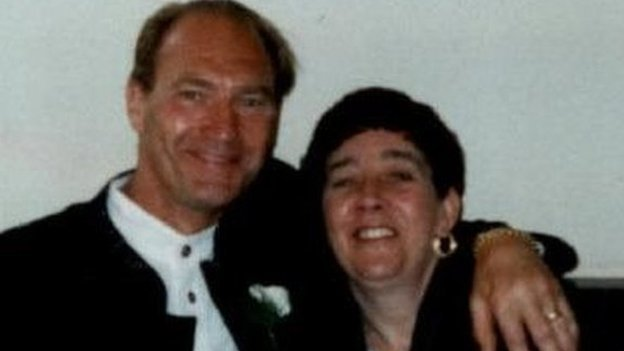 Eric and Carol Ruddy