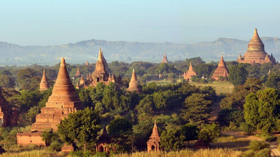 Templos busdistas