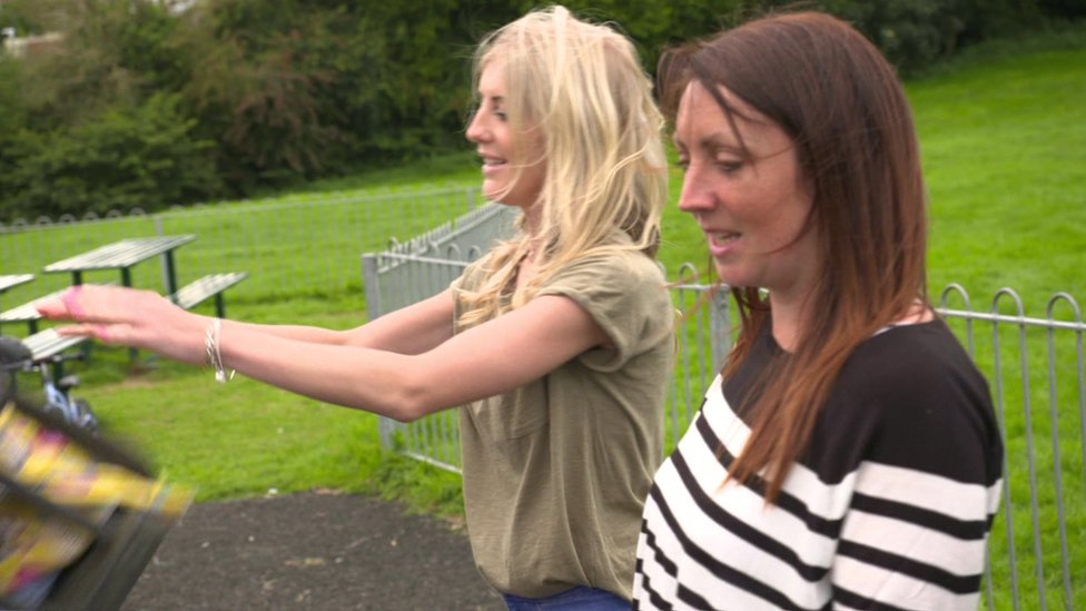 Plymouth breast removal sisters to lose ovaries