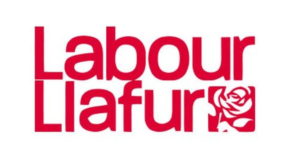 Logo Llafur Cymru