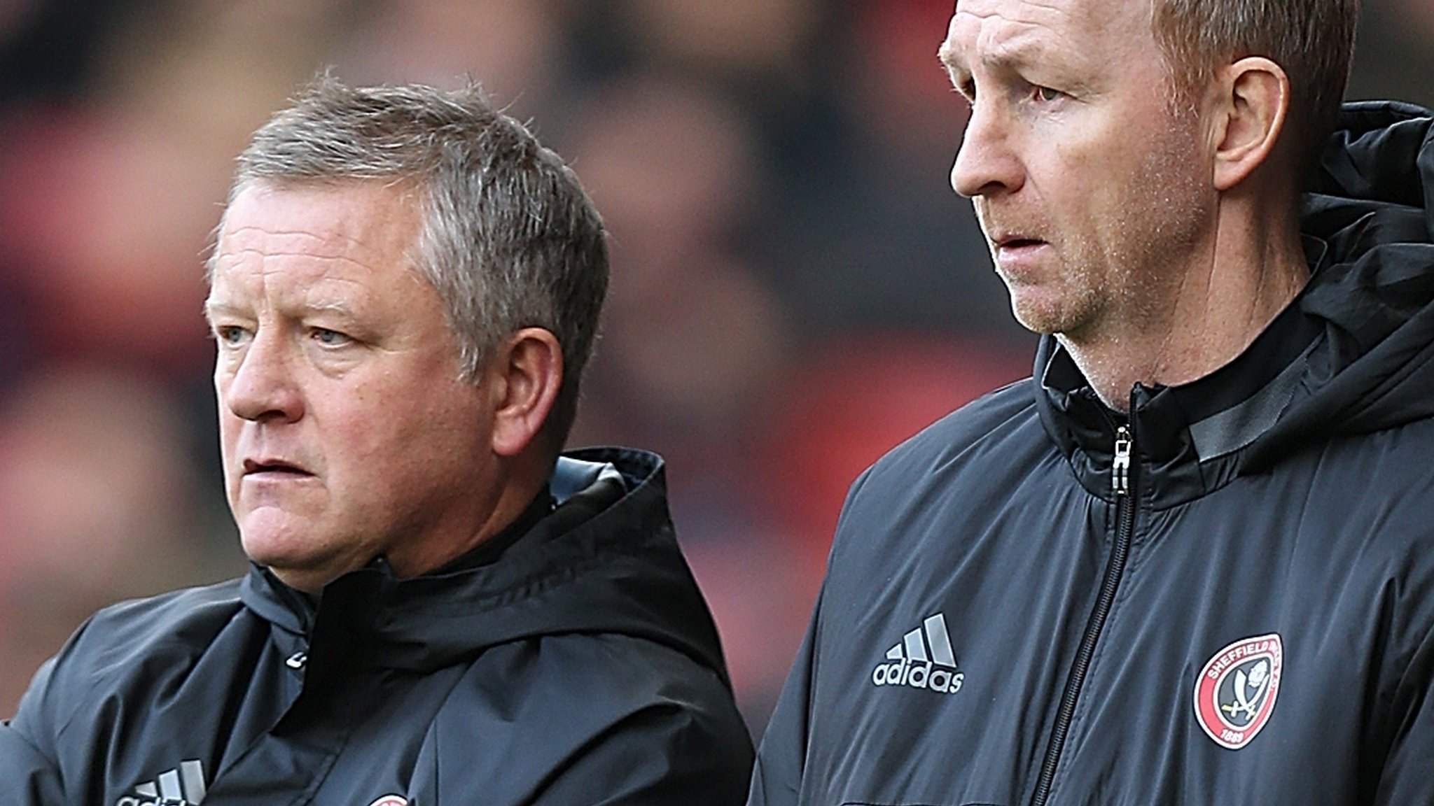 Chris Wilder: Sheffield United manager and assistant Alan Knill agree contract extensions