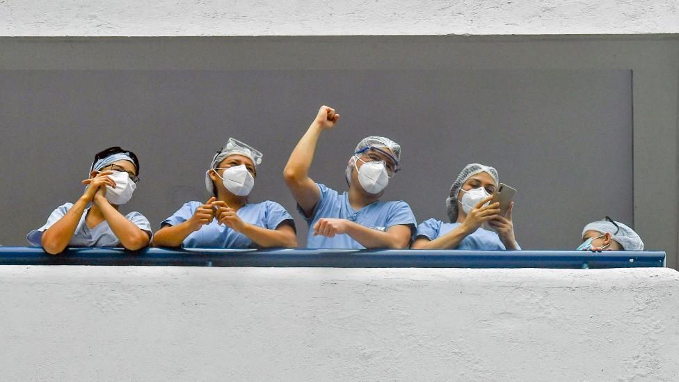 Medicos en Colombia