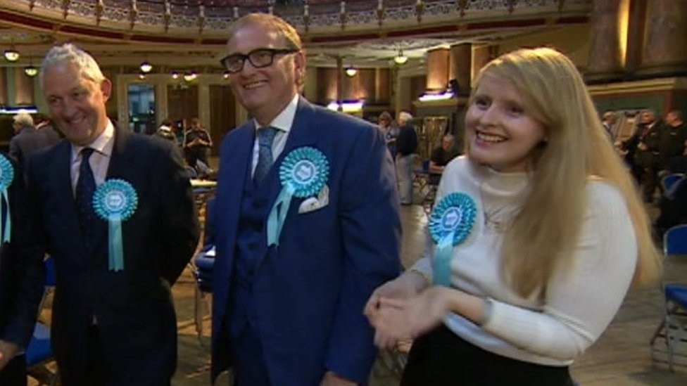 Brexit Party takes three seats in Yorkshire and Humber