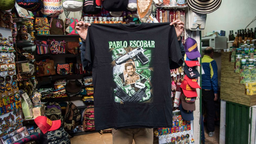 Camiseta con la cara de Pablo