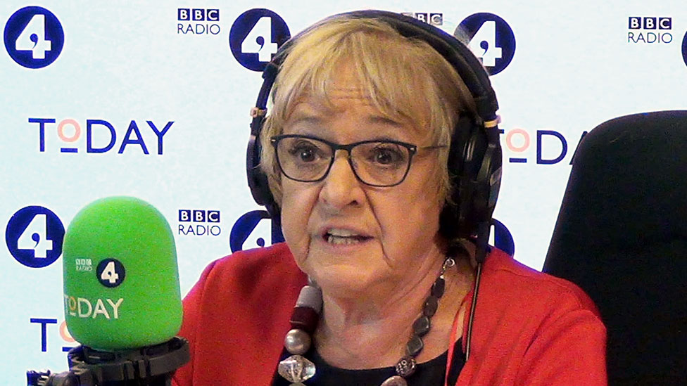 Margaret Hodge stands by anti-Semitism attack on Corbyn