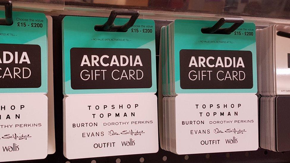gift vouchers betting shop news