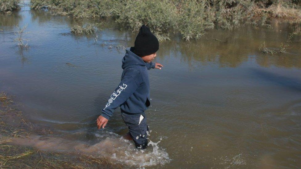 Prelazak Rio Grande