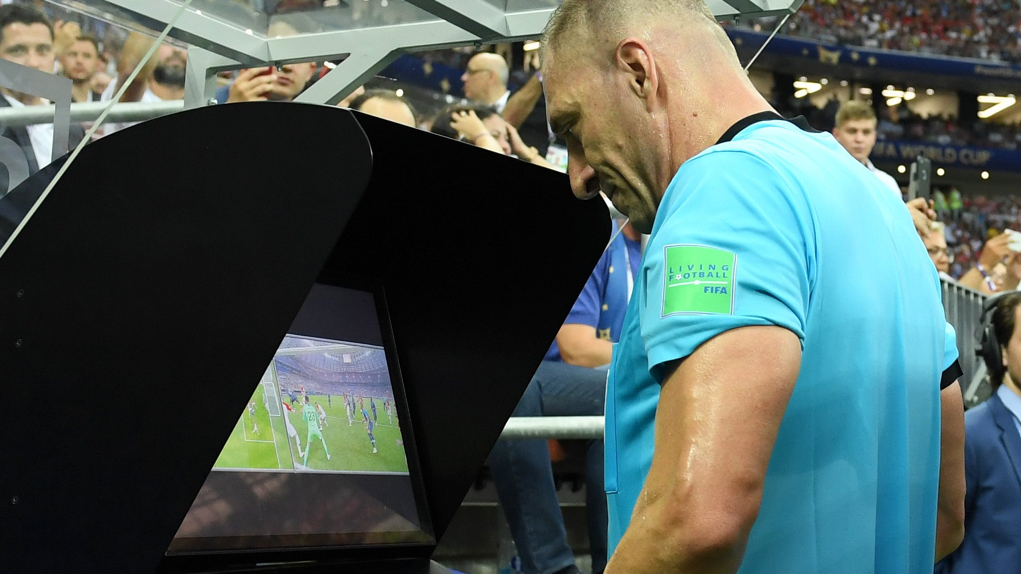 VAR in English Football League a 'fair way away'