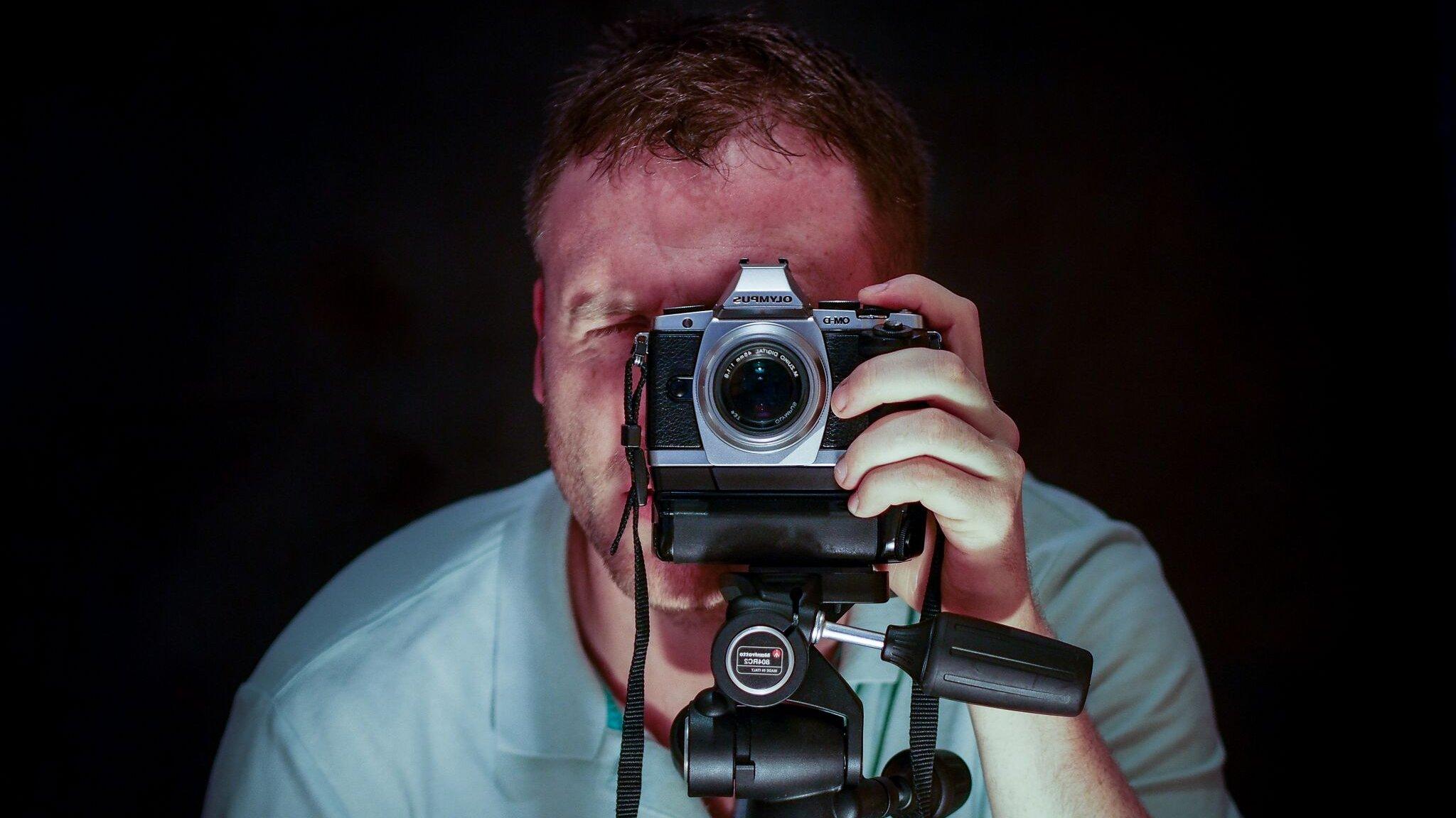 Mental Health Awareness Week: 'My camera helped me beat anxiety'
