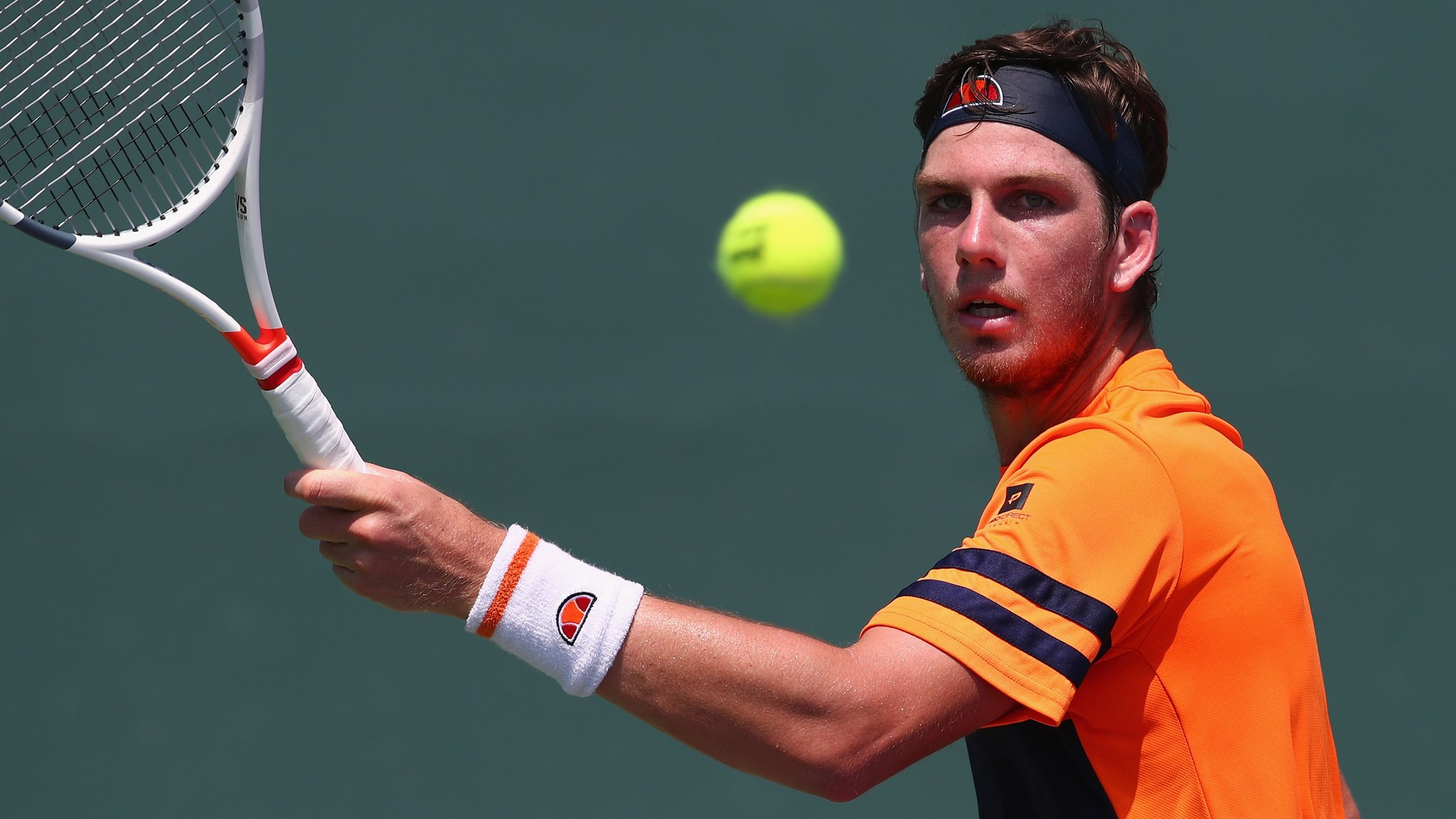 Lyon Open: Cameron Norrie beaten by Gilles Simon in semi-final