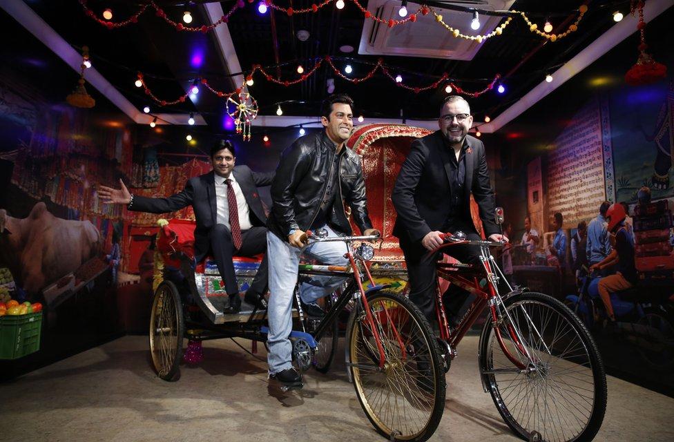 Salman Khan's model