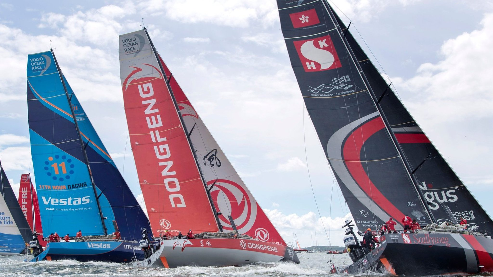 Volvo Ocean Race 2017-18: Dongfeng Race Team take overall victory