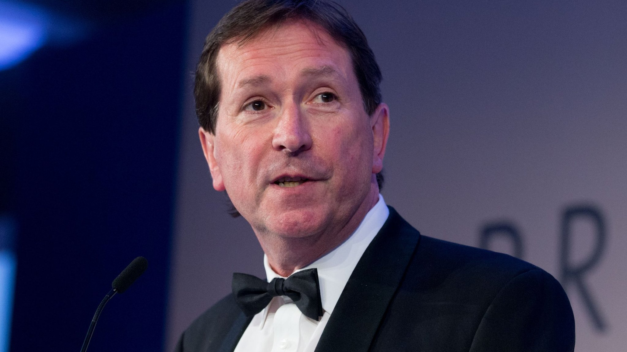 Mark McCafferty: Outgoing Premiership rugby boss urges unity over future of the sport